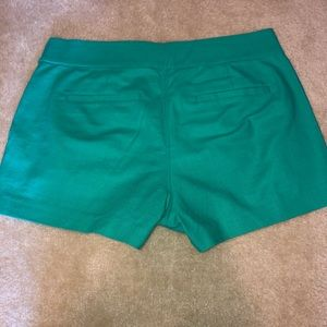 J Crew Side ZIP Shorts